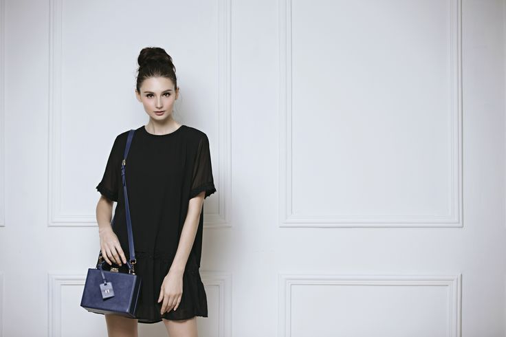 Colette Dress – The absolute pinnacle of a black A-line dress. Simply your day-to-night outfit of choice with sophisticated and elegant flair.