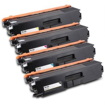 Buy TN336 HY Toner 4PK - BCMY for Brother at Houseofinks.com. We offer to save 30-70% on ink and toner cartridges. 100% Satisfaction Guarantee.