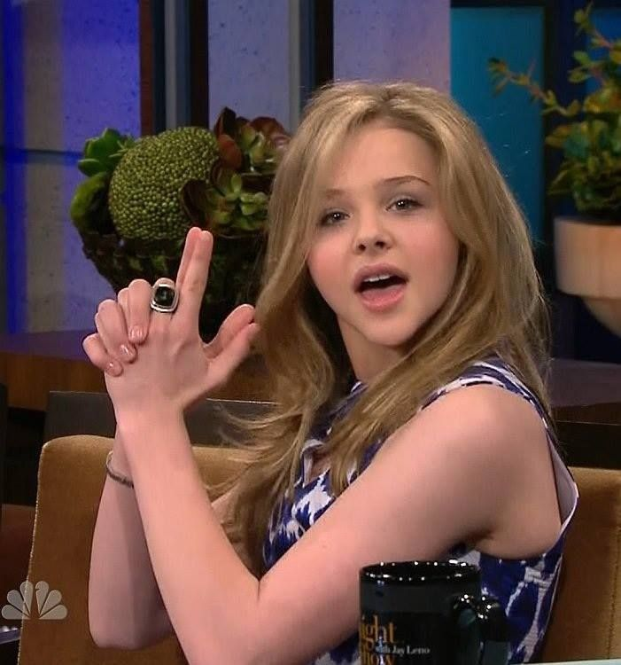 Her first talk show (jay Leno) -Alicia -biggest fan ...