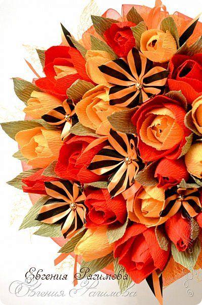 Свит-дизайн 8 марта День Победы День рождения Моделирование конструирование Весеннее  Продукты пищевые фото 1