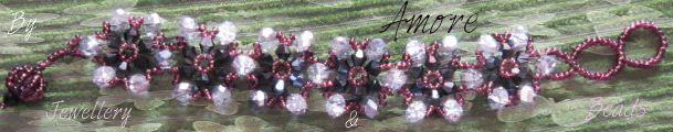 Pulsera Amore BETAMIA http://amorepedreria-accesorios.blogspot.com.co/