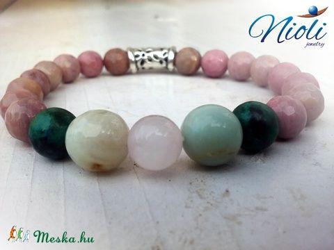 Meska - Örömhozó női karkötő Niolijewelry kézművestől