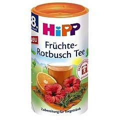 HiPP Früchte-Rotbusch Tee http://shop.hipp.de/fruechte-rotbusch-tee-a3667.html#