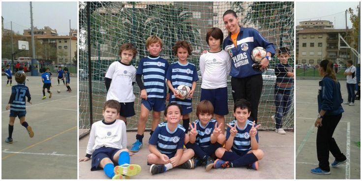 Resultados de fútbol sala  Colegio San Cristobal