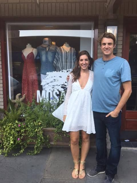 A Shep sighting at MOSA!  Looking good in your new duds Shep Rose from Southern Charm!