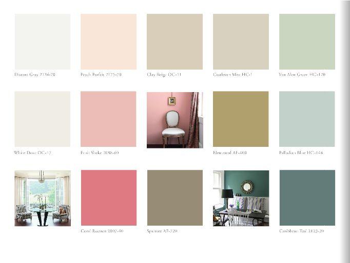 95 best popular paint colors 2014 images on pinterest for Benjamin moore paint colors 2014