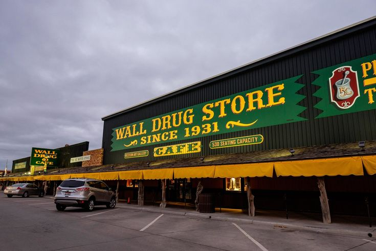 Wall Drug: The Legend