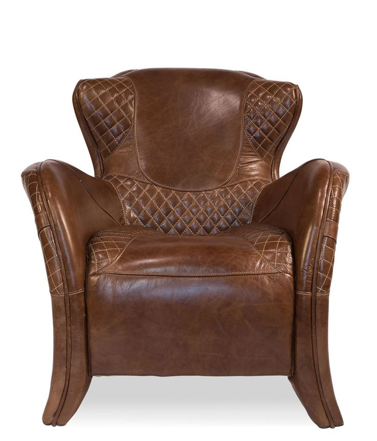 http://www.ebay.com/itm/31-club-Chair-Italian-saddle-leather-brown-distressed-hand-made-spectacular-/262728927192