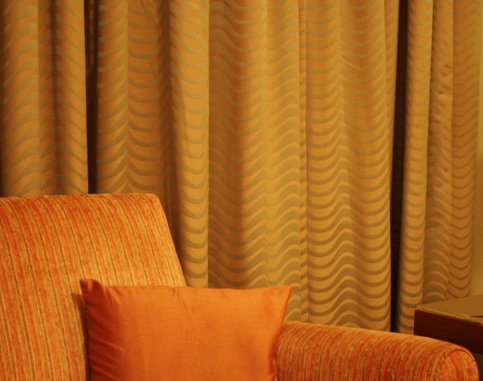 We give a special gift to your curtains with our protection shield that protects them from future stains as well.