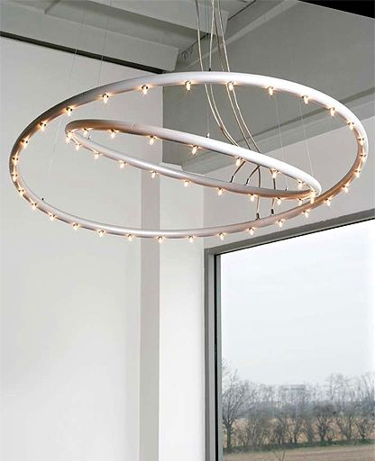 Hula hoop chandelier - easy to make, rope lights, add-ons....