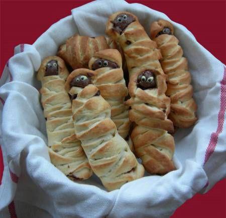 Nutella Mummies