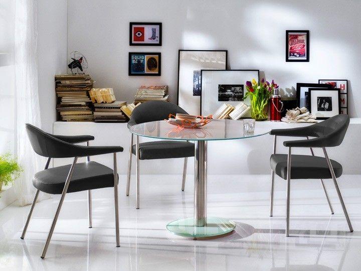 STUHL in Metall, Kunststoff, Textil Weiß - Stühle - Esszimmer ...