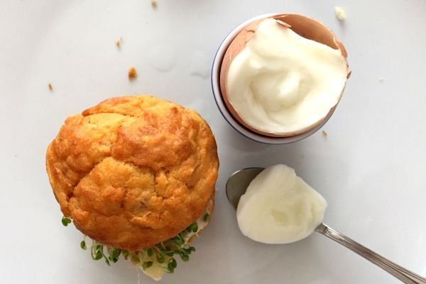 Tonhalas muffin recept - Masni