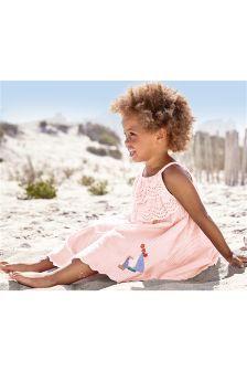 Ružové šaty (3 mes. – 6 rok.)
