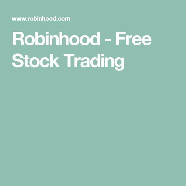 Robinhood - Free Stock Trading