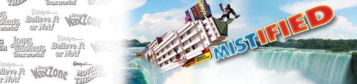 Ripleys Believe It Or Not! Niagara Falls where #CAARewards members save http://www.caarewards.ca/sco/offer/aaa/L621840 #TeamChicky