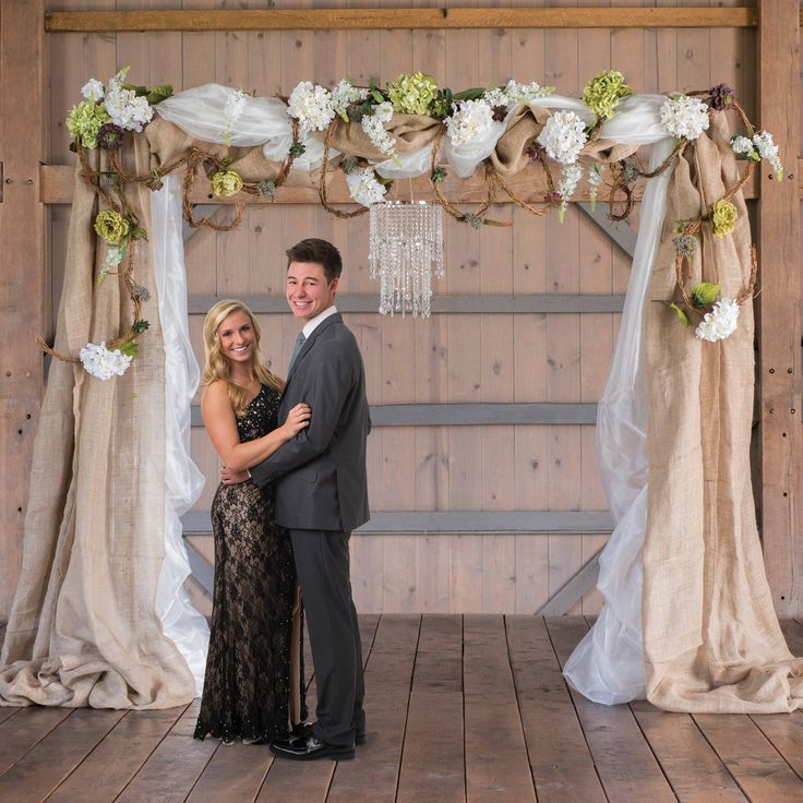Wedding Arch Decorations Fabric: Reusable Wire Arch For Fabric
