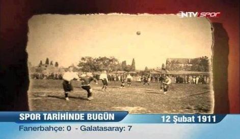 7 kişi 7 - 0 yenmek şampiyonluktur milenyumda . - Galatasaray