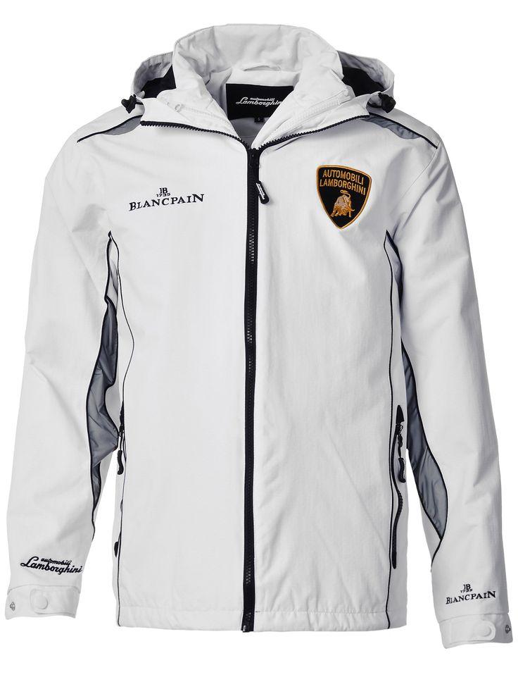Lamborghini Super Trofeo 2 0 White Jacket Jackets