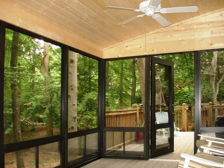 best 20+ porch enclosures ideas on pinterest | screened deck ... - Enclosed Patio Ideas On A Budget