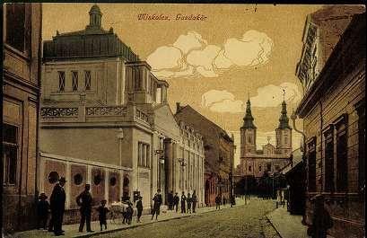 Miskolc. Gazdakör | Képeslapok | Hungaricana