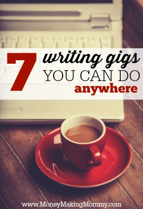 If you love the idea of writing for a living and really love the idea of working from anywhere. Here are 7 sites that offer work and pay decent. #workathome