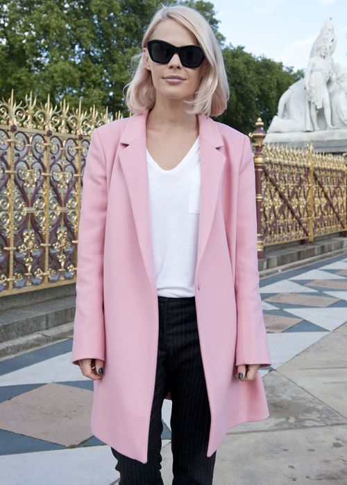 Images of Pink Coat - Reikian