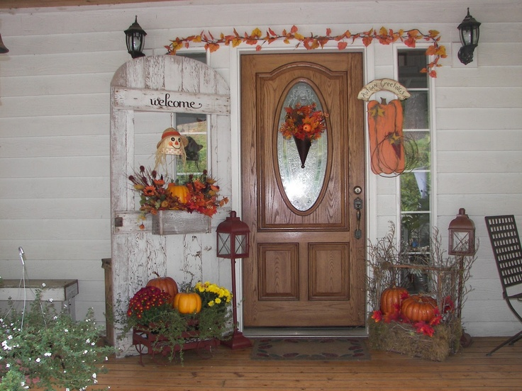 halloween front porch pictures - Bing Images