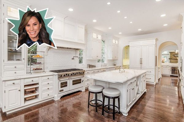 Melissa Rivers - The Best Celebrity Kitchens Ever - Photos