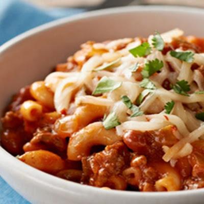 30-Minute Chili Mac | Recipe | Chili Mac, Chilis and Mac