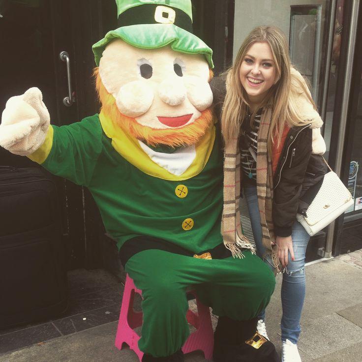 St. Patricks Day in Dublin city!!