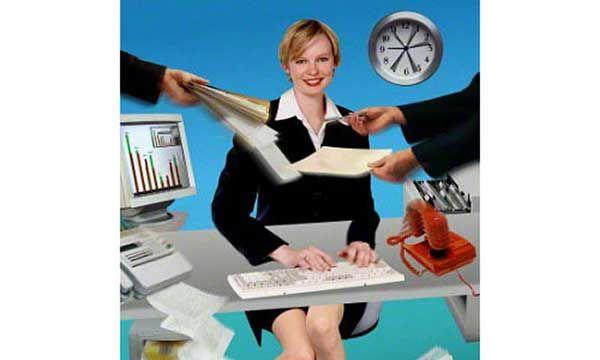 Хорошо организованное делопроизводство экономит время и соответственно деньги.