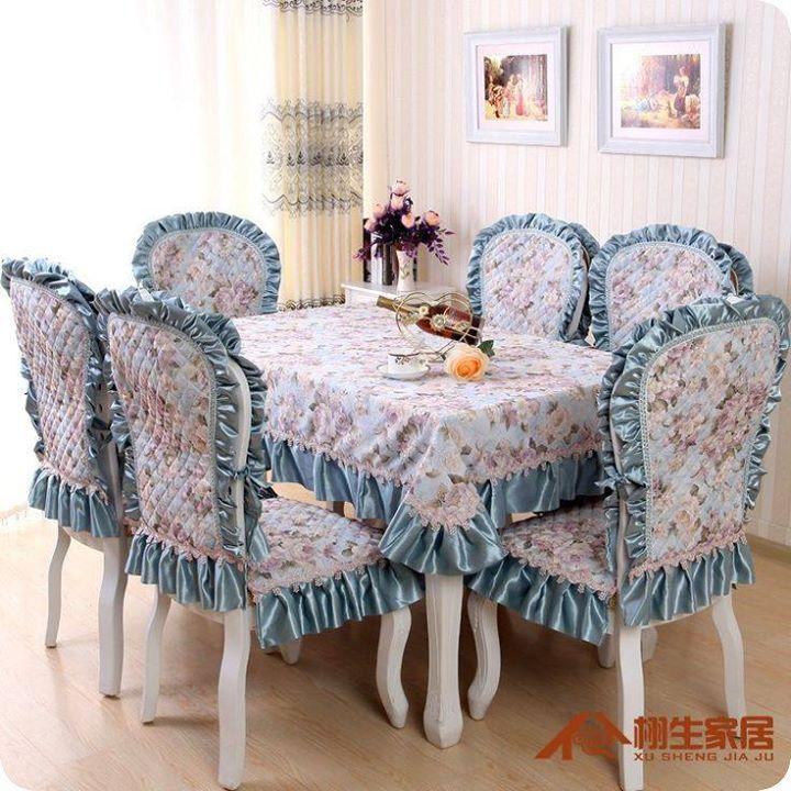 Lenseria mesas y sillas