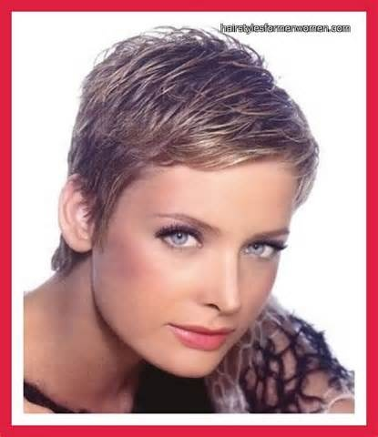 fine hairstyle short hair cuts