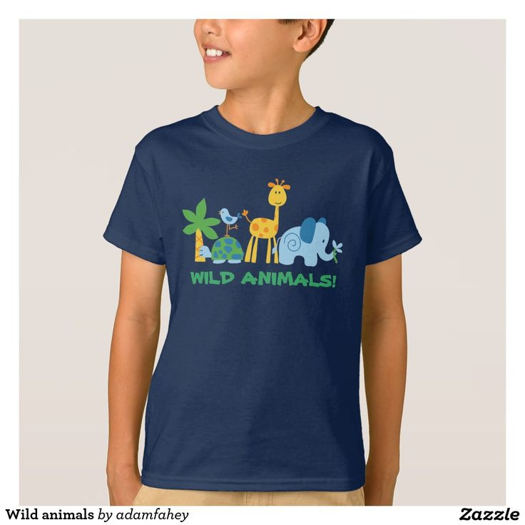Wild animals T-Shirt