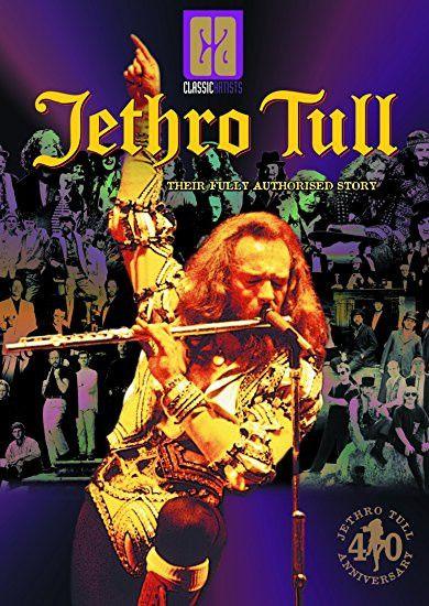 Jethro Tull - Classic Artists DVD