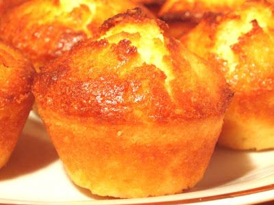 Zenzero & Cannella: Mini-muffin con cocco e lime