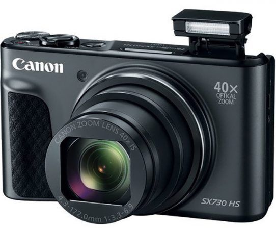 Best Point & Shoot Camera Released in 2017: The Canon PowerShot SX730 HS