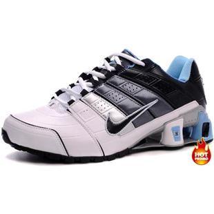 Mens Nike Shox NZ 2 White LT