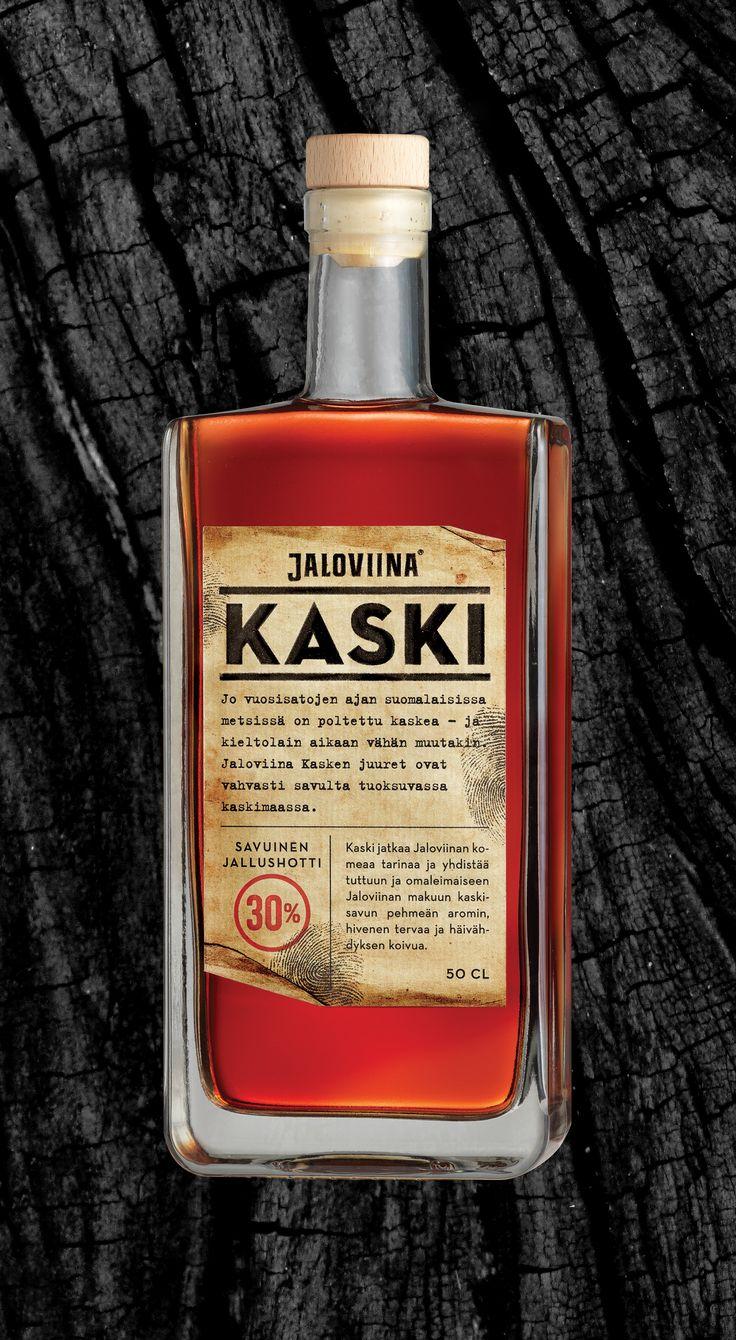 Jaloviina Kaski / Package design