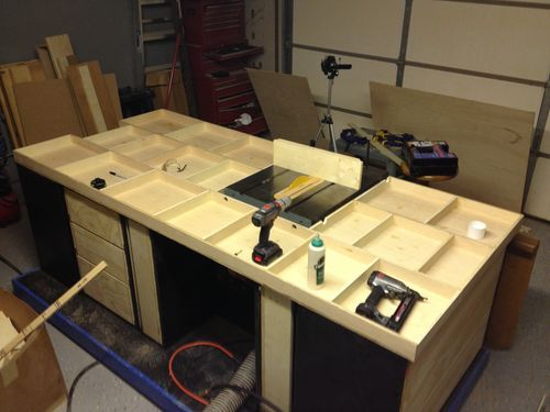 Cool Woodworking Plans Table Saw Cabinet Woodworking Projects Home Interior And Landscaping Synyenasavecom