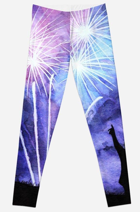 Blue and pink fireworks Leggings by @savousepate on Redbubble #leggings #leggins #pants #purpleleggings #purpleleggins #purplepants #clothing #apparel #fashion #fireworks #firework #watercolor #watercolorpainting #ultraviolet #plum #indigo #purpleandblue #blueandpurple