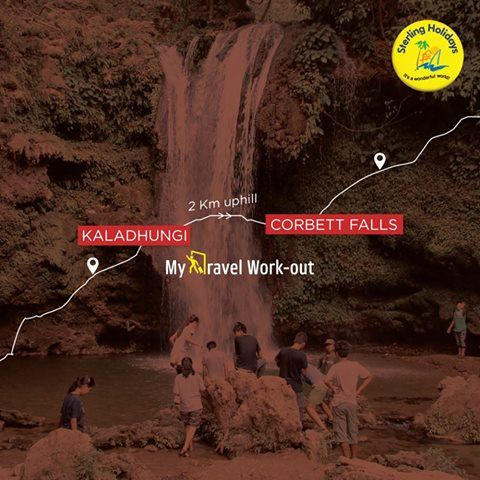 For a nature-walk in Corbett, head to Kaladhungi and start your ‪#‎trek‬ towards Corbett Falls. Standing at a 2-km ascent, the waterfall is sure to charm your senses. The various species of flora and fauna found along the way itself will serve to be a riveting experience. Book a stay at ‪#‎Corbett‬ by visiting https://bookings.sterlingholidays.com/ ‪#‎trekking‬