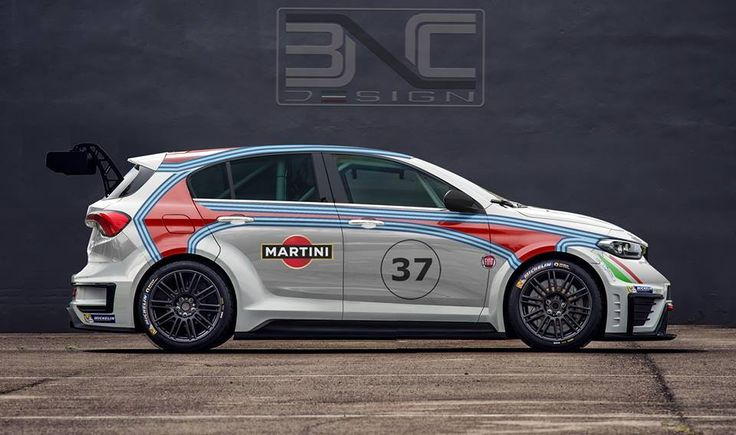 Fiat Tipo Rally