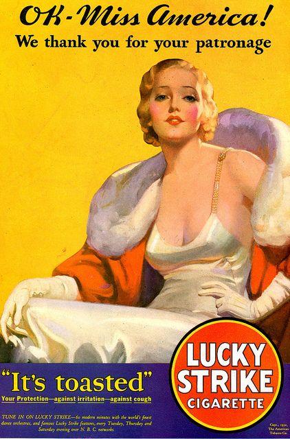 «February 1929 Country Gentleman back cover». | Fumar es perjudicial para la salud.
