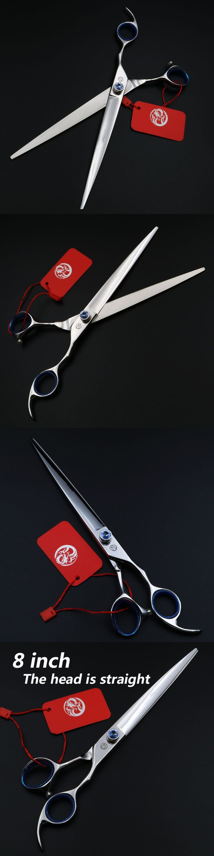8 Inch Hair Scissors Professional pet scissors Hairdressing Barber hair Cutting shears salon