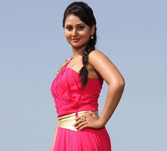 Beautiful actress #Amulya from #Kannada cinemas.