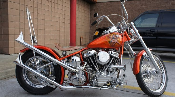 1960 Harley Davidson Panhead For Sale~FEATURED IN NOVEMBER 2011 EASY RID...