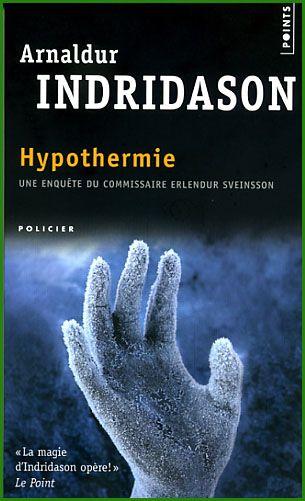 Hypothermie par Arnaldur Indriðason