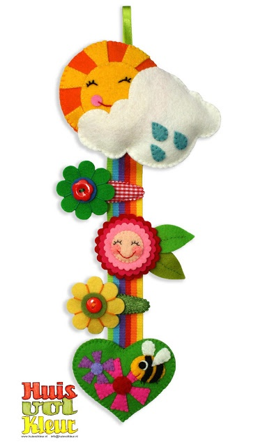 Child's wall hanging